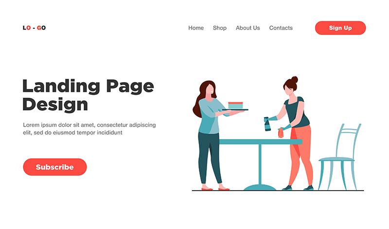 Thiết Kế Website Dịch Vụ Dọn Vệ Sinh Giá Rẻ