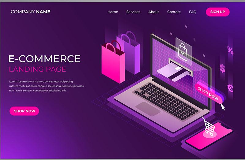 Thiết Kế Website Thương Mại Điện Tử Giá Rẻ