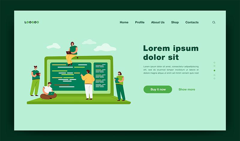 Dịch Vụ Thiết Kế Web Giá Rẻ Tại Hcm