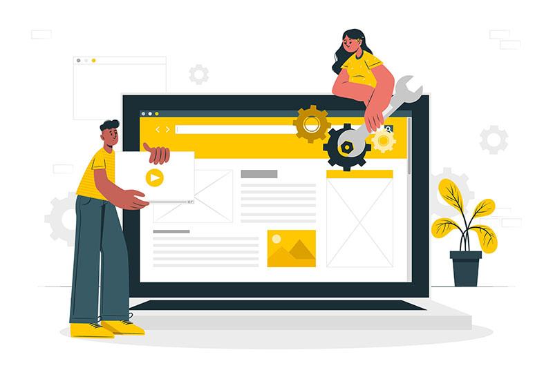 Thúc Đẩy Bán Hàng Bằng Cách Lập Website